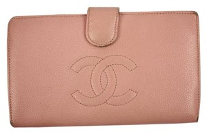 Chanel [ENTERPRISE] Caviar Classic Flap Wallet CCWLM29 68CCA608