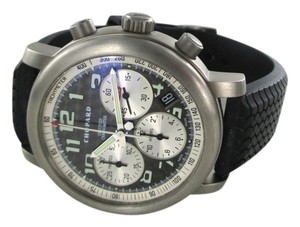 chopard CHOPARD 8407 WATCH WRISTWATCH RUBBER TITANIUM DATE CHRONO LIMITED EDITION MEN