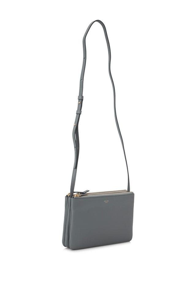 Leather Céline Trio Tote Tote Céline Lambskin Céline Lambskin Leather Trio I5ww4t