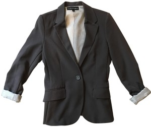 Ambiance Apparel grey Blazer