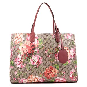 Gucci Tote in Pink Rose Multicolor