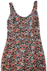 Lush short dress floral on Tradesy
