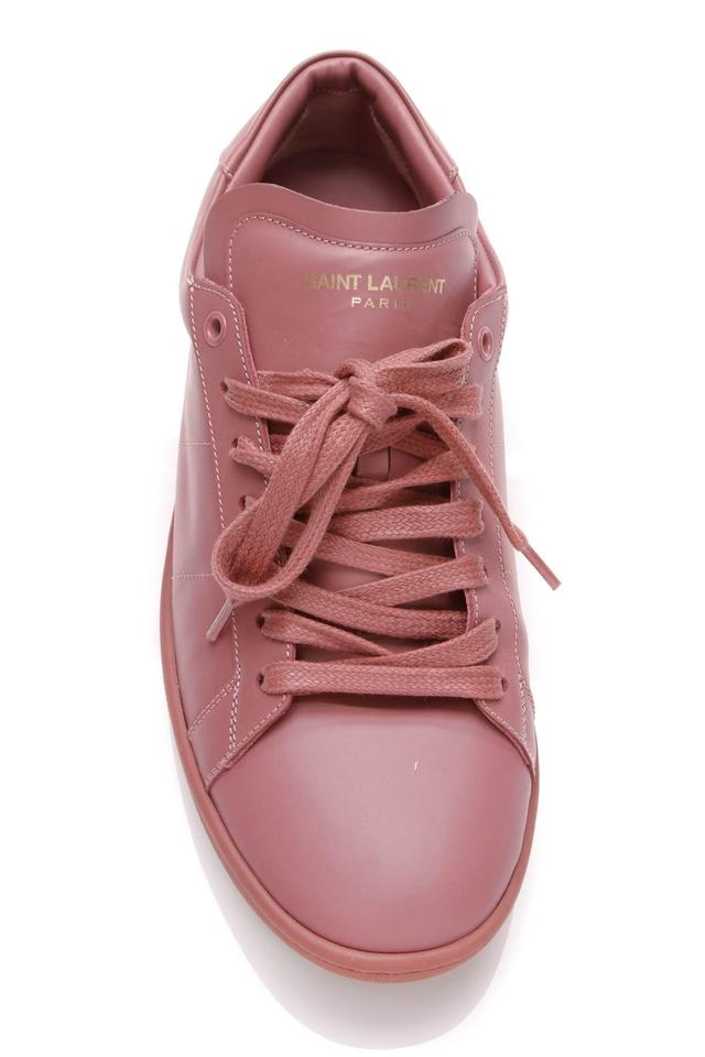 Sl Men''s Dusty Court Sneakers Classic Sneakers Rose 01 Laurent Saint taWnqT0a