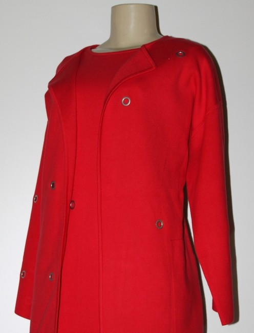 Adrienne Vittadini RED Jacket