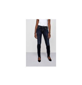 Long Tall Sally Skinny Jeans-Dark Rinse