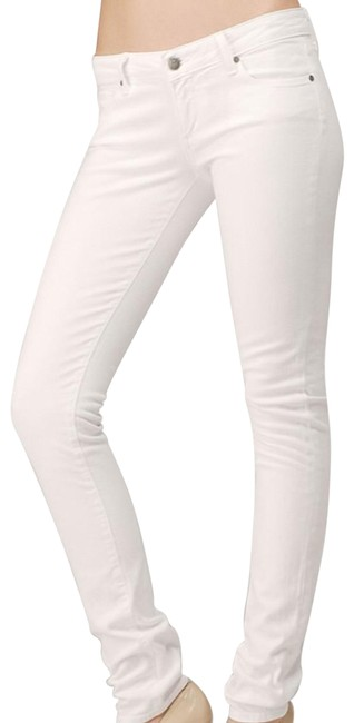 Item - Optic White Light Wash Blue Heights Skinny Jeans Size 0 (XS, 25)
