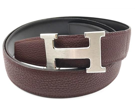 Preload https://img-static.tradesy.com/item/23745944/hermes-espresso-brown-redwood-brown-constance-100cm-silver-buckle-32mm-belt-0-0-540-540.jpg