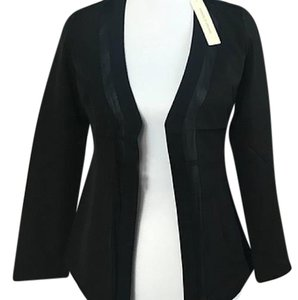 Makers Of Dreams Fitted Jacket Workwear Black Blazer