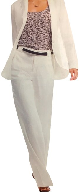 Item - White Everly Pants Size 8 (M, 29, 30)