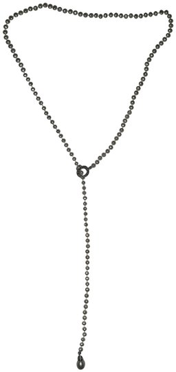 Preload https://img-static.tradesy.com/item/23746536/ross-simons-pearl-lariat-w14-kt-wg-teardrop-end-necklace-0-1-540-540.jpg