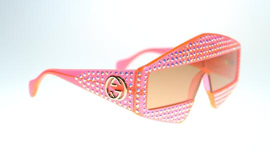 Gucci NEW Gucci GG0357S 002 ACETATE CRYSTALS Sunglasses