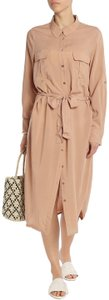 Beige Maxi Dress by Melissa Odabash