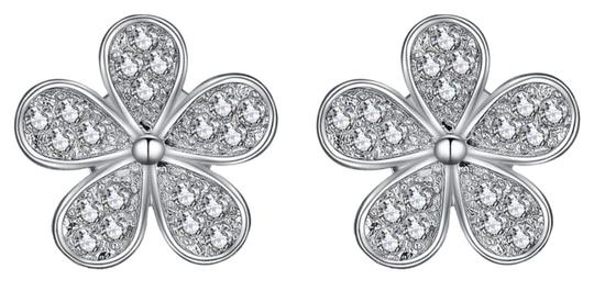 Preload https://img-static.tradesy.com/item/23746918/-14k-white-gold-flower-blossom-earrings-0-1-540-540.jpg