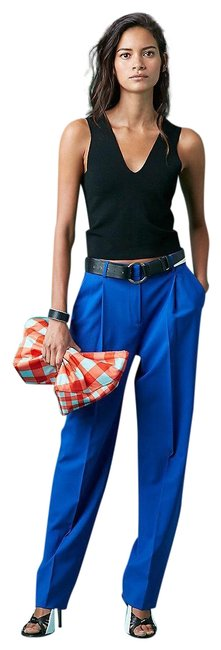 Preload https://img-static.tradesy.com/item/23747268/diane-von-furstenberg-blue-dvf-pleat-front-relaxed-fit-pants-size-2-xs-26-0-1-650-650.jpg