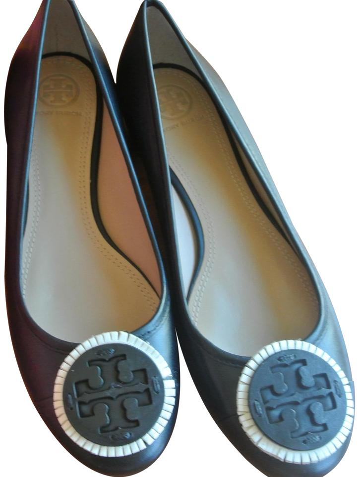 8f4abfa70b9 Tory Burch Black Black Bleach Black Miller Fringe 15mm Leather ...
