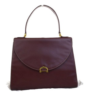 Cartier Made In France Tote in Bordeaux