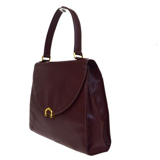 Cartier Made In France Tote in Bordeaux Image 1