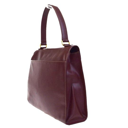 Cartier Made In France Tote in Bordeaux Image 3