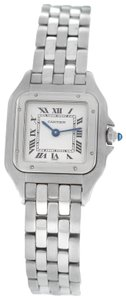 Cartier Authentic Ladies Cartier Panthere 1320 Stainless Steel 22MM Watch