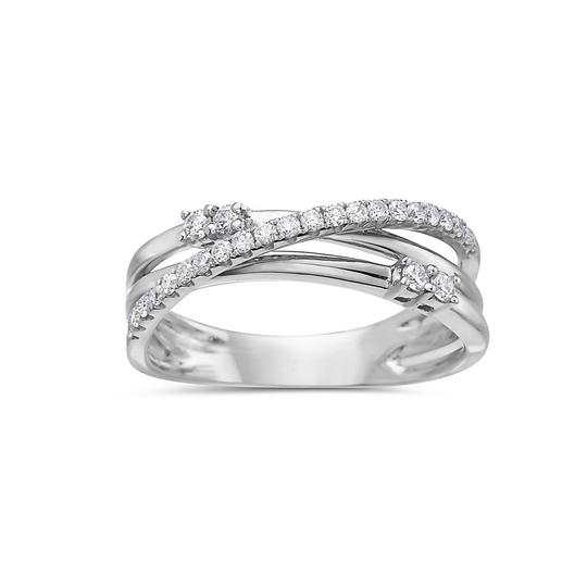 Preload https://img-static.tradesy.com/item/23748520/ladies-18k-white-gold-with-035-ct-right-hand-ring-0-0-540-540.jpg