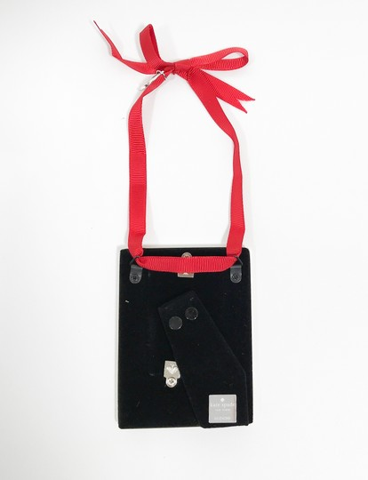Kate Spade Silver Darling Point Mr. & Mr. Ornament Picture Photo Frame Image 4
