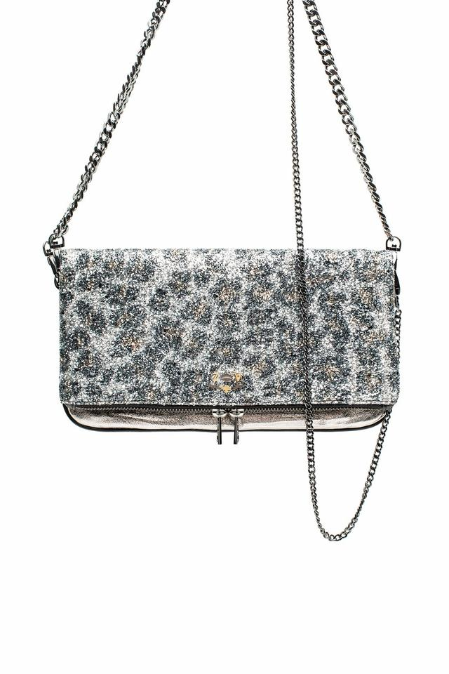Glitleo Bag Voltaire Multicolor Zadig amp; Leather Clutch Cross Rock Body qf7wtnZxzw