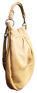 Marc by Marc Jacobs Yellow Leather Hobo Bag