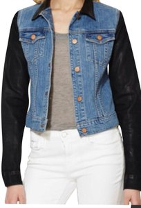 J Brand blue Womens Jean Jacket