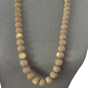 Kate Spade kate spade new york long chunky bead necklace