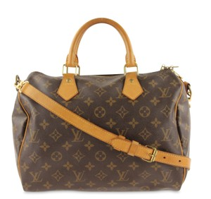 9cca8c6bd823 Louis Vuitton Speedy Bandouliere - Up to 70% off at Tradesy