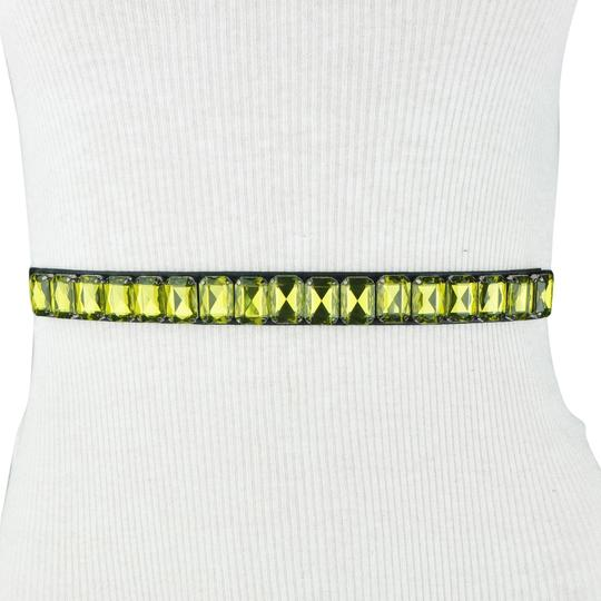 Preload https://img-static.tradesy.com/item/23751103/bcbgeneration-black-yellow-gem-stretch-size-sm-belt-0-1-540-540.jpg