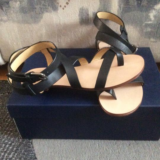Splendid Black Sandals Image 3