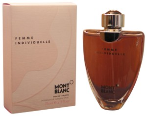 MONT BLANC MONT BLANC INDIVIDUELLE 2.5 EDT SP FOR WOMEN