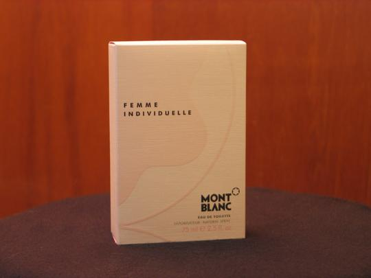 MONT BLANC MONT BLANC INDIVIDUELLE 2.5 EDT SP FOR WOMEN Image 1