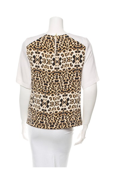 A.L.C. Top Camel, black and creme Image 2