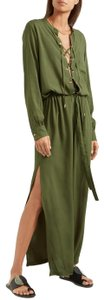 Green Maxi Dress by Melissa Odabash