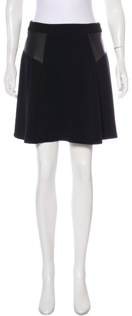Preload https://img-static.tradesy.com/item/23751517/rag-and-bone-black-leather-accented-miniskirt-size-2-xs-26-0-2-650-650.jpg