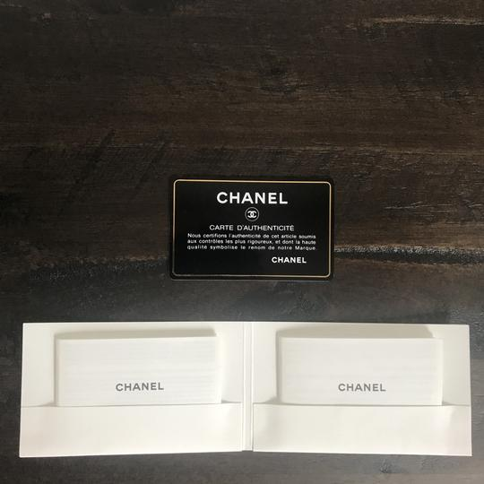 Chanel Leather Classicchanel Chanelflap Black Clutch Image 10