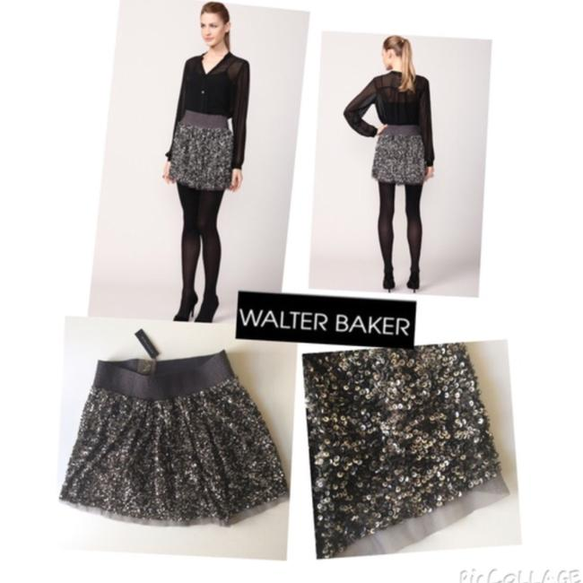W118 by Walter Baker Skirt Gray Image 6