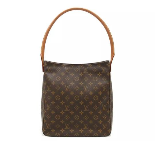 Louis Vuitton Tote in monogram canvas Image 0