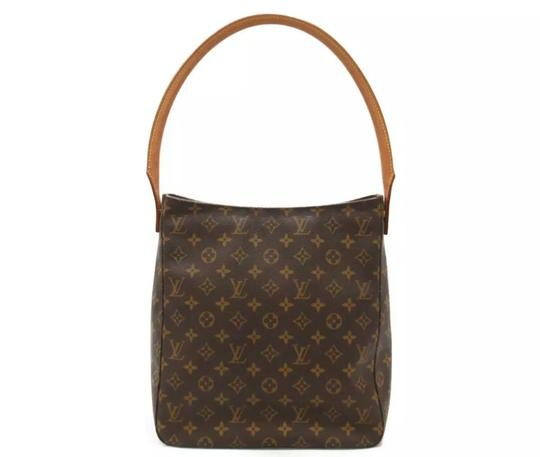Louis Vuitton Tote in monogram canvas Image 1