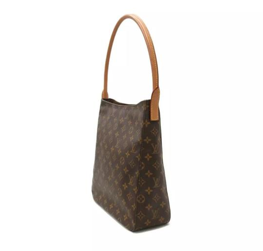 Louis Vuitton Tote in monogram canvas Image 10