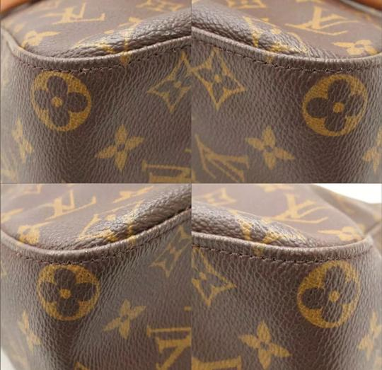 Louis Vuitton Tote in monogram canvas Image 3