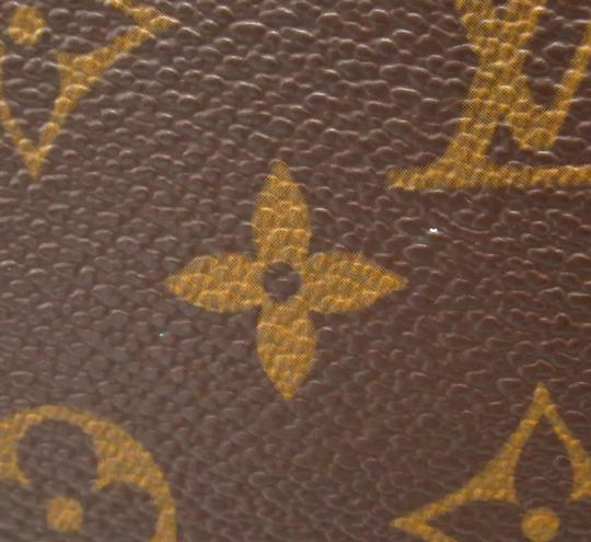 Louis Vuitton Tote in monogram canvas Image 5