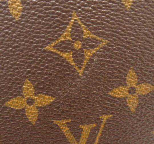 Louis Vuitton Tote in monogram canvas Image 8