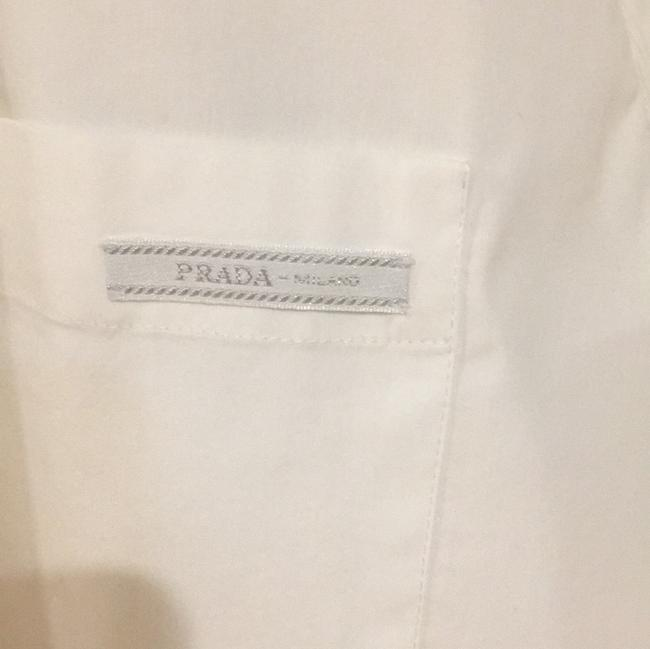 Prada Button Down Shirt white Image 2