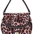 Juicy Couture leopard Diaper Bag Image 0
