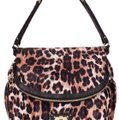Juicy Couture leopard Diaper Bag Image 1