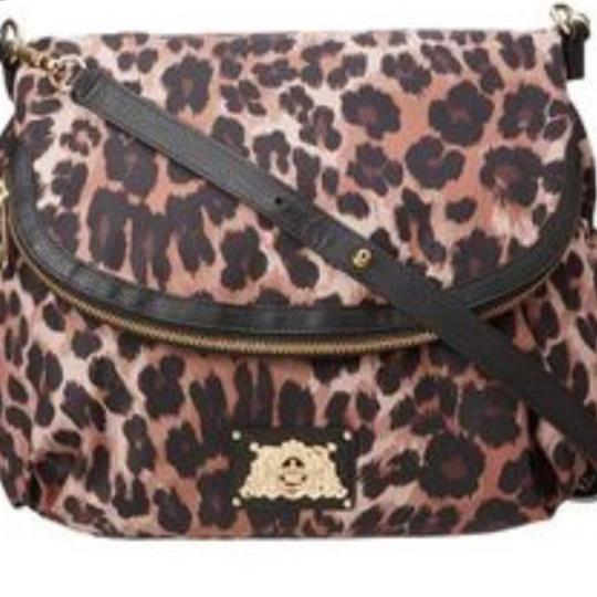 Juicy Couture leopard Diaper Bag Image 2