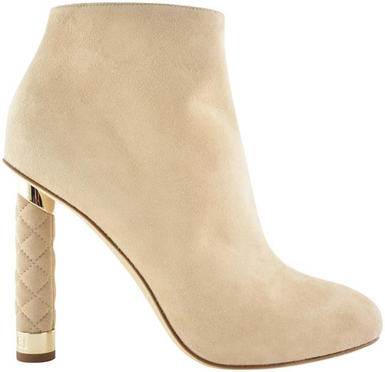 Preload https://img-static.tradesy.com/item/23752235/chanel-beige-18p-nude-suede-coco-tower-cc-quilted-short-ankle-heel-bootsbooties-size-eu-40-approx-us-0-1-540-540.jpg